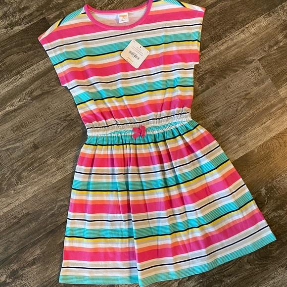 NWT Gymboree dress size M (7/8)